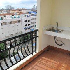 Отель Navin Mansion 2 балкон
