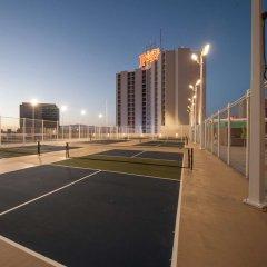 Отель Plaza Hotel & Casino США, Лас-Вегас - 1 отзыв об отеле, цены и фото номеров - забронировать отель Plaza Hotel & Casino онлайн спортивное сооружение
