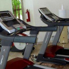Отель Gamma de Fiesta Inn Plaza Ixtapa фитнесс-зал фото 2