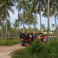 Отель Banraya Resort and Spa парковка