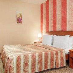 Гостиница Николь 3* Стандартный номер с двуспальной кроватью фото 6