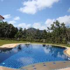 Отель Baan Dork Bua Villa Таиланд, Самуи - отзывы, цены и фото номеров - забронировать отель Baan Dork Bua Villa онлайн бассейн