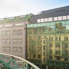 Отель Old Town Residence Чехия, Прага - 8 отзывов об отеле, цены и фото номеров - забронировать отель Old Town Residence онлайн балкон