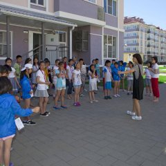 Гостиница Barkhatnye Sezony Aleksandrovsky Sad Resort фитнесс-зал фото 2