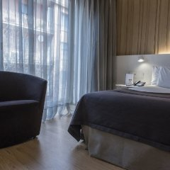 Отель Silken Ramblas удобства в номере