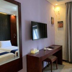 Отель Rum Hotels - Al Waleed Амман комната для гостей фото 4