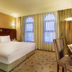Отель Crowne Plaza Istanbul - Old City Стамбул комната для гостей фото 4