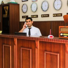 Отель Vilesh Palace Hotel Азербайджан, Масаллы - отзывы, цены и фото номеров - забронировать отель Vilesh Palace Hotel онлайн интерьер отеля