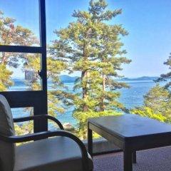 Отель Biwa Lake Otsuka Отсу балкон