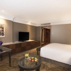 Отель Intercontinental Bangkok Бангкок комната для гостей фото 4