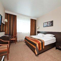 Гостиница Рамада Москва Домодедово Стандартный номер с разными типами кроватей фото 3