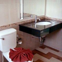 Отель Grand Residence Jomtien ванная