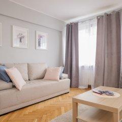 Отель Esperanto Pastel Apartment Польша, Варшава - отзывы, цены и фото номеров - забронировать отель Esperanto Pastel Apartment онлайн фото 3