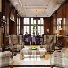 Отель SCOTSMAN Эдинбург интерьер отеля