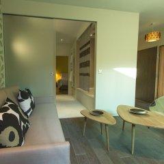 Отель Eden Lodge Paris сауна