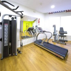 Hotel Playasol Maritimo фитнесс-зал