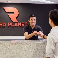 Отель Red Planet Manila Mabini Филиппины, Манила - 1 отзыв об отеле, цены и фото номеров - забронировать отель Red Planet Manila Mabini онлайн фото 2