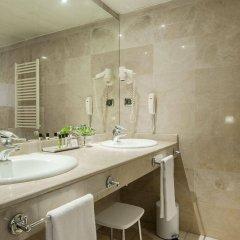 Отель Aparthotel Mariano Cubi Barcelona Испания, Барселона - 4 отзыва об отеле, цены и фото номеров - забронировать отель Aparthotel Mariano Cubi Barcelona онлайн ванная фото 2