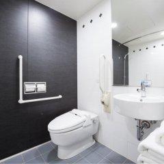 Отель Villa Fontaine Tokyo-Tamachi Япония, Токио - 1 отзыв об отеле, цены и фото номеров - забронировать отель Villa Fontaine Tokyo-Tamachi онлайн ванная фото 2