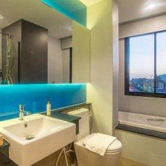 Отель AVA Sea Resort ванная фото 3