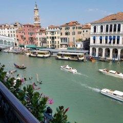 Отель Antica Locanda Sturion - Residenza d'Epoca Италия, Венеция - отзывы, цены и фото номеров - забронировать отель Antica Locanda Sturion - Residenza d'Epoca онлайн балкон