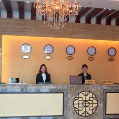 Suzhou Taihu Jinting Hotel интерьер отеля
