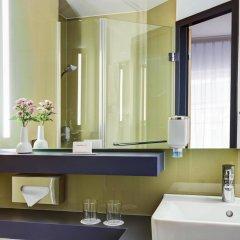 Отель InterCityHotel Hamburg Altona ванная