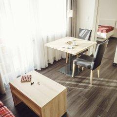 Отель Serviced Apartments by Solaria Швейцария, Давос - 1 отзыв об отеле, цены и фото номеров - забронировать отель Serviced Apartments by Solaria онлайн удобства в номере фото 2