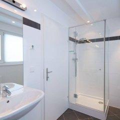 Отель My Home in Vienna- Smart Apartments - Leopoldstadt Австрия, Вена - отзывы, цены и фото номеров - забронировать отель My Home in Vienna- Smart Apartments - Leopoldstadt онлайн ванная