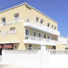 Hotel Madrid вид на фасад фото 2