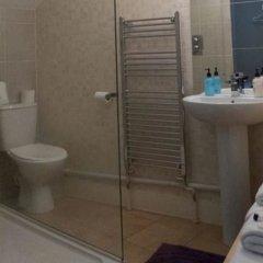 Отель The BlackSmiths Arms ванная