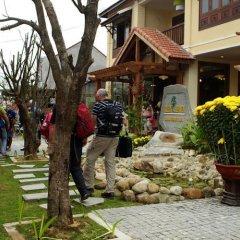 Отель Green Heaven Hoi An Resort & Spa Хойан