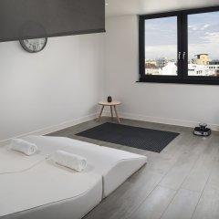 Отель INNSIDE by Meliá Hamburg Hafen фитнесс-зал фото 2