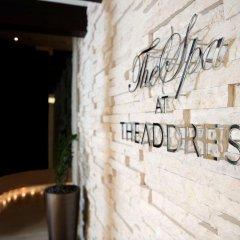 Отель The Address Dubai Marina Дубай интерьер отеля
