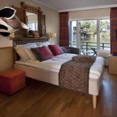 Отель Rica Dyreparken Норвегия, Кристиансанд - отзывы, цены и фото номеров - забронировать отель Rica Dyreparken онлайн комната для гостей фото 4