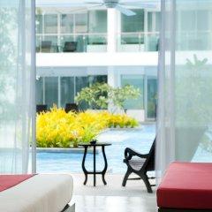 Отель The Old Phuket - Karon Beach Resort 4* Стандартный номер с разными типами кроватей фото 8