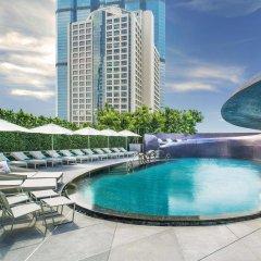 W Bangkok Hotel бассейн фото 3