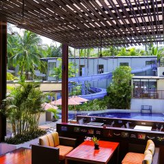 Отель Novotel Phuket Surin Beach Resort гостиничный бар