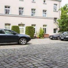 Hotel Britz парковка