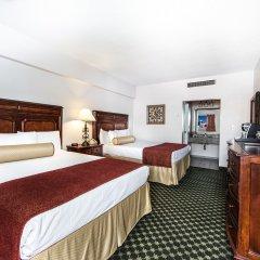 Отель El Cortez Hotel and Casino США, Лас-Вегас - 1 отзыв об отеле, цены и фото номеров - забронировать отель El Cortez Hotel and Casino онлайн комната для гостей фото 3