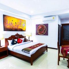 Palm Oasis Boutique Hotel комната для гостей фото 8