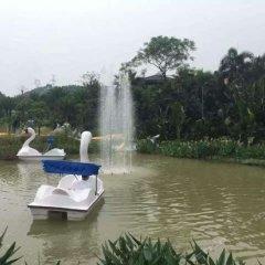 Отель Fogang Hemingzhou Sakura Hot Spring Resort фото 15