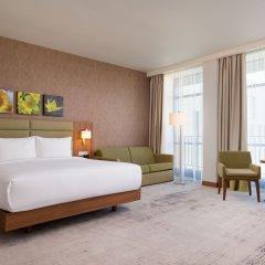 Гостиница Хилтон Гарден Инн Оренбург в Оренбурге 6 отзывов об отеле, цены и фото номеров - забронировать гостиницу Хилтон Гарден Инн Оренбург онлайн комната для гостей фото 4
