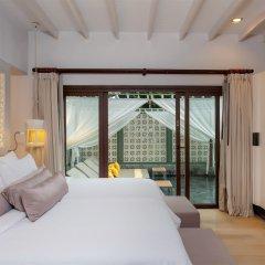 Отель The Shore at Katathani (только для взрослых) Пхукет комната для гостей фото 4