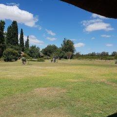 Отель Chrislin African Lodge спортивное сооружение