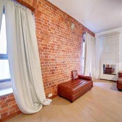Апартаменты Stn Apartments Near Hermitage Стандартный номер с различными типами кроватей фото 24