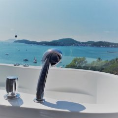 Отель Nha Trang Harbor Apartments & Hotel Вьетнам, Нячанг - отзывы, цены и фото номеров - забронировать отель Nha Trang Harbor Apartments & Hotel онлайн балкон