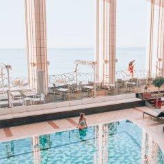 Отель Hyatt Regency Nice Palais De La Mediterranee Ницца фитнесс-зал фото 3