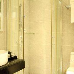 Отель Sotel Inn Cultura Hotel Zhongshan Branch Китай, Чжуншань - отзывы, цены и фото номеров - забронировать отель Sotel Inn Cultura Hotel Zhongshan Branch онлайн ванная