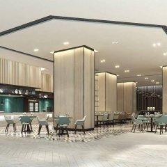 Отель Hyatt Place Shanghai Hongqiao CBD Китай, Шанхай - отзывы, цены и фото номеров - забронировать отель Hyatt Place Shanghai Hongqiao CBD онлайн гостиничный бар